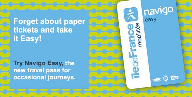 Infography : Forget about paper tickets and take it Easy !