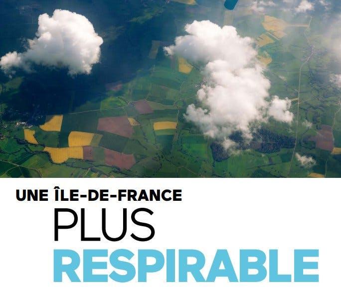 Campagne de lutte contre la pollution : Une île-de-France plus respirable